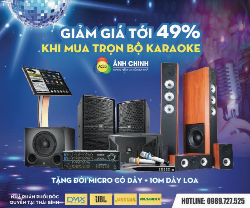 Dan Karaoke tai Thai Binh