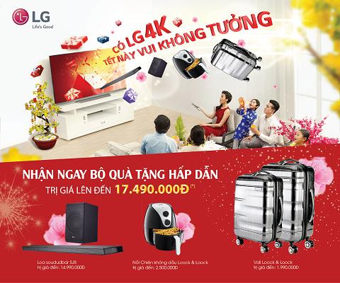 Khuyen mai LG 2018